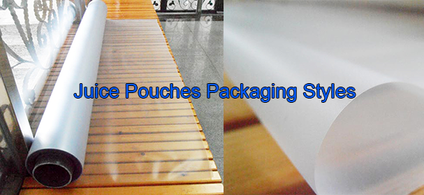 LIN-YANG-Juice Pouches Packaging Styles