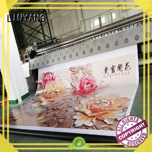 LINYANG custom custom banners supplier for importer