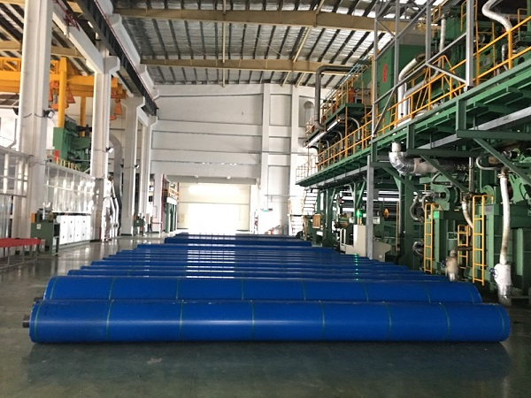 LIN-YANG-Pvc Tarpaulin-congratulation Qingdao Kangtai Co,ltd Recheed A Stratigic