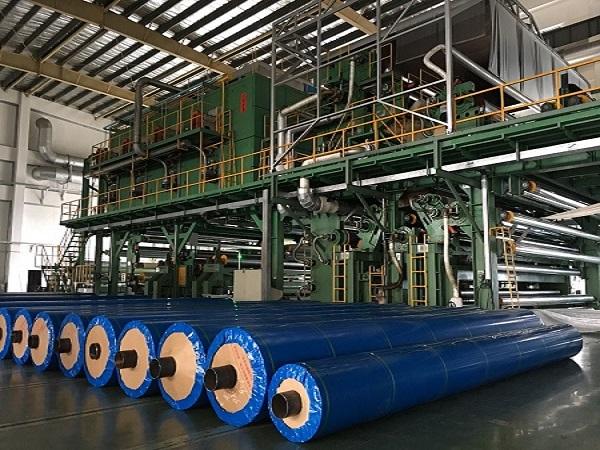 LIN-YANG-Pvc Tarpaulin-congratulation Qingdao Kangtai Co,ltd Recheed A Stratigic-1