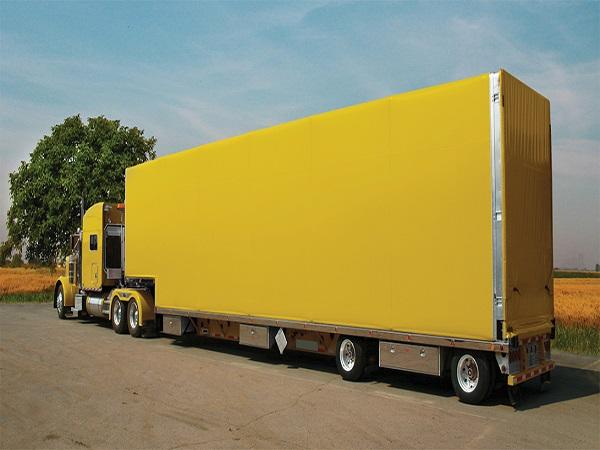 Truck Cover and curtain side