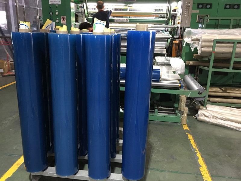 Waterproof, anti-fouling Super / Normal transparent PVC film