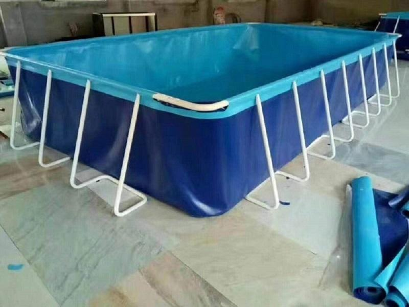 PVC Tarpaulin Fabric for Swimming Pool and water tank