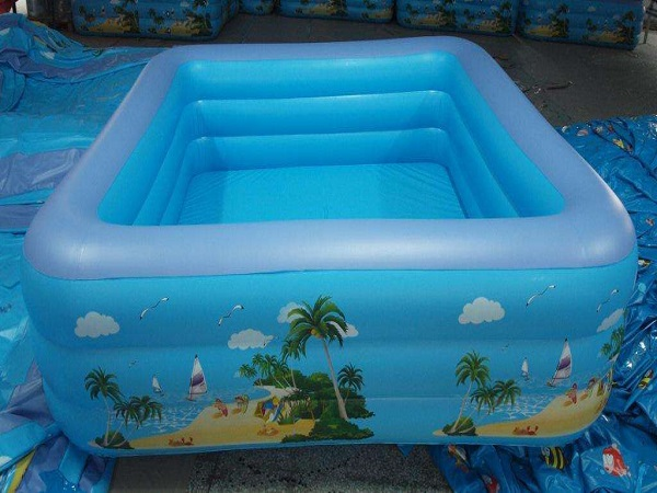 product-Colorful PVC Flim for Swimming Pool-LINYANG-img