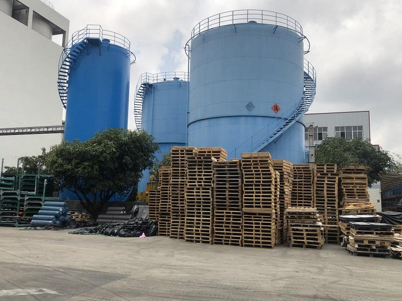 pvc film factory