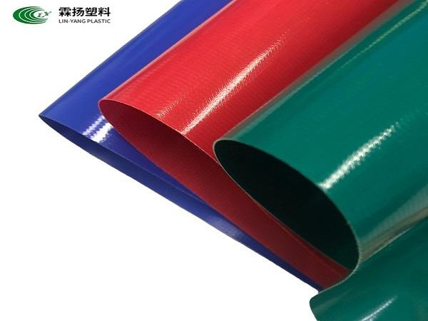 PVC Tarpaulin For Push and Pull Canopy Tent