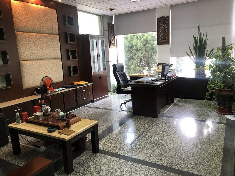 Office environment profile