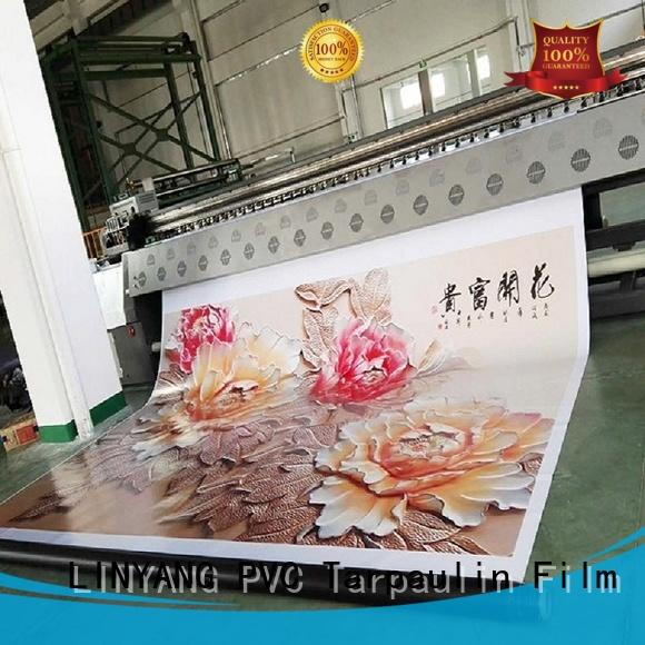 LINYANG high quality custom banners factory for advertise