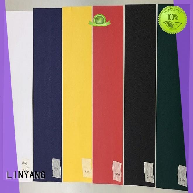 LINYANG high quality Stationery PVC Film manufacturer