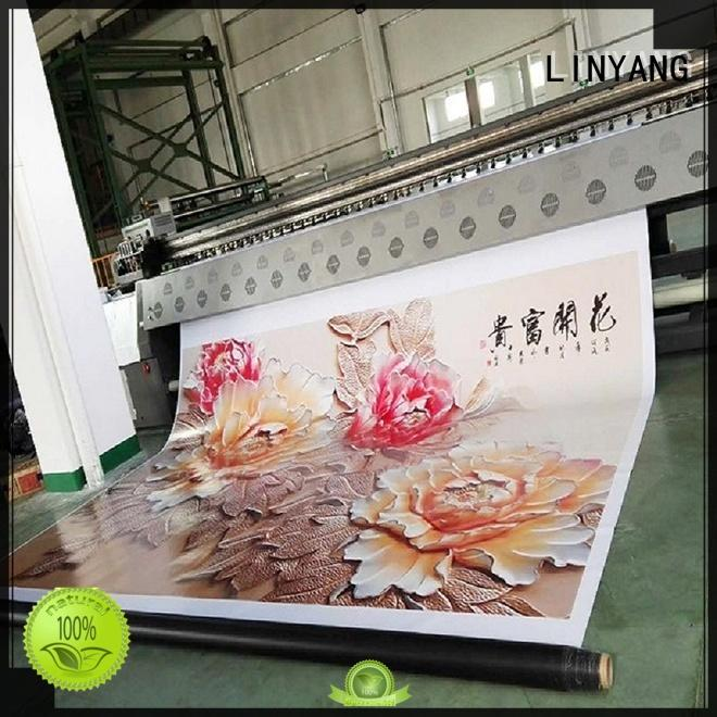 LINYANG custom banners factory for importer