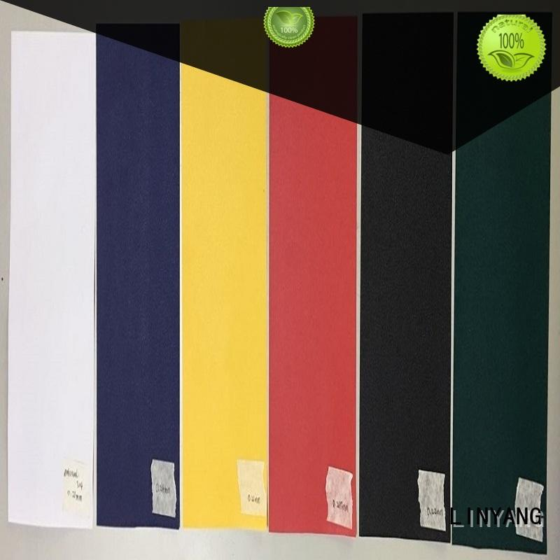 LINYANG Stationery PVC Film brand