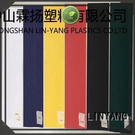 waterproof pvc film anti-stripping personalized