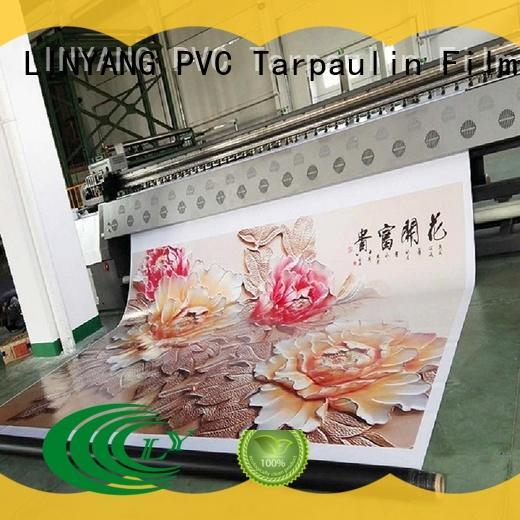 flex banner factory for importer LINYANG