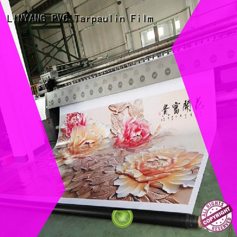 LINYANG custom banners supplier for advertise