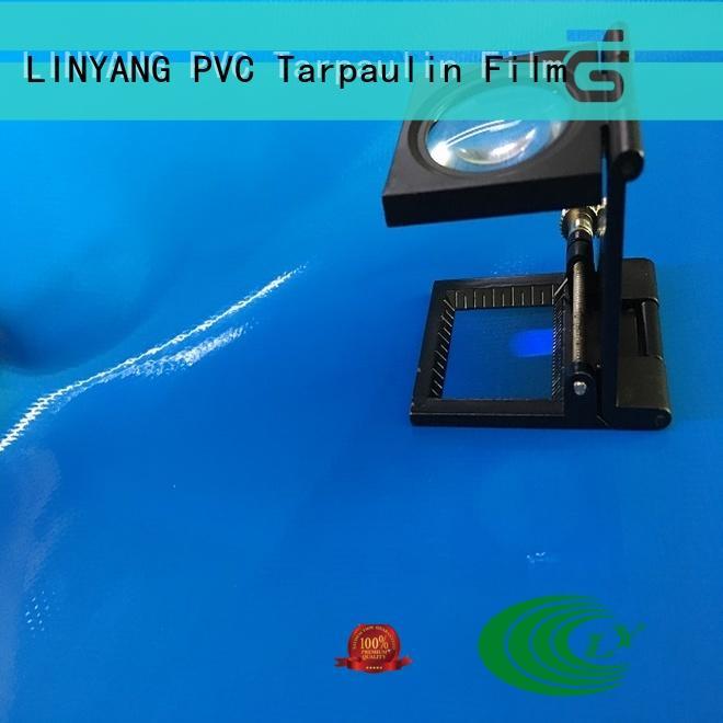 LINYANG custom swimming pool tarpaulin manufacturer