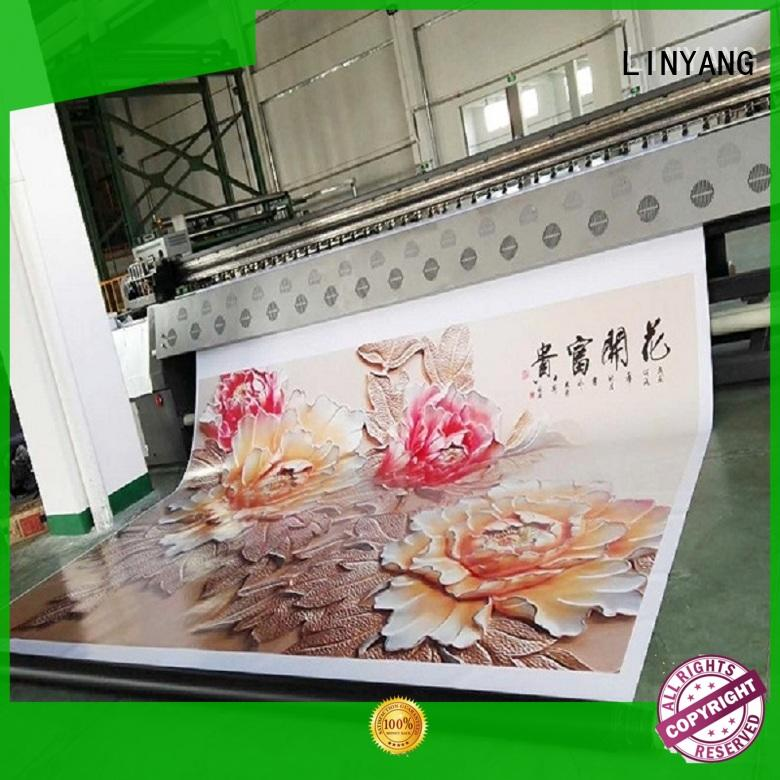 LINYANG custom banners manufacturer for advertise