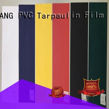 LINYANG waterproof pvc film from China for outdoor