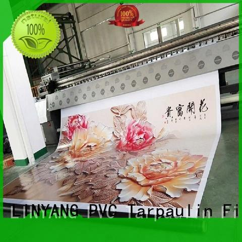 LINYANG custom flex banner supplier for importer