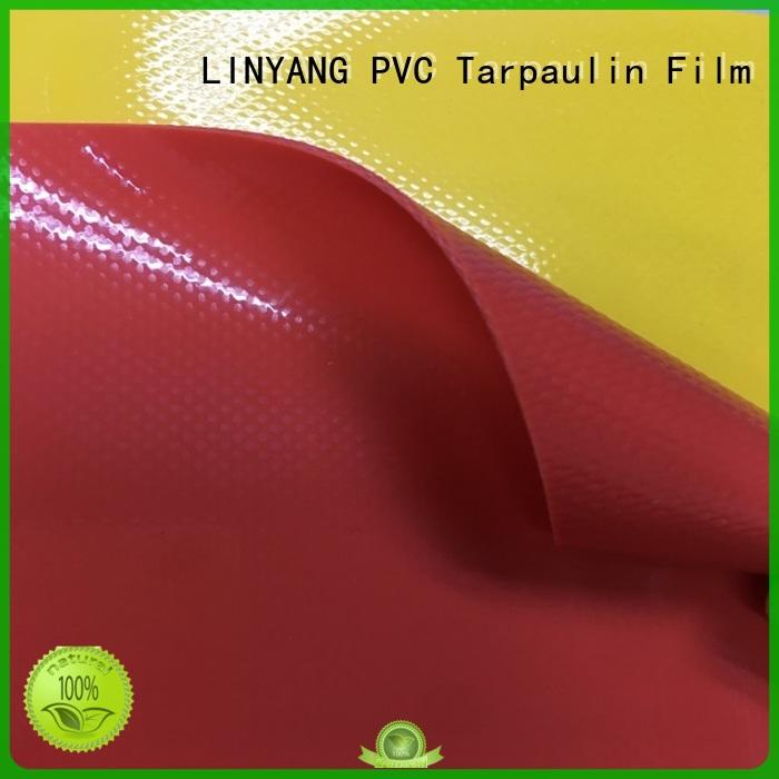 LINYANG high quality colored tarps factory