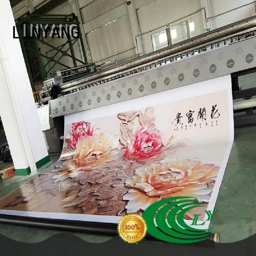 LINYANG high quality flex banner supplier for outdoor