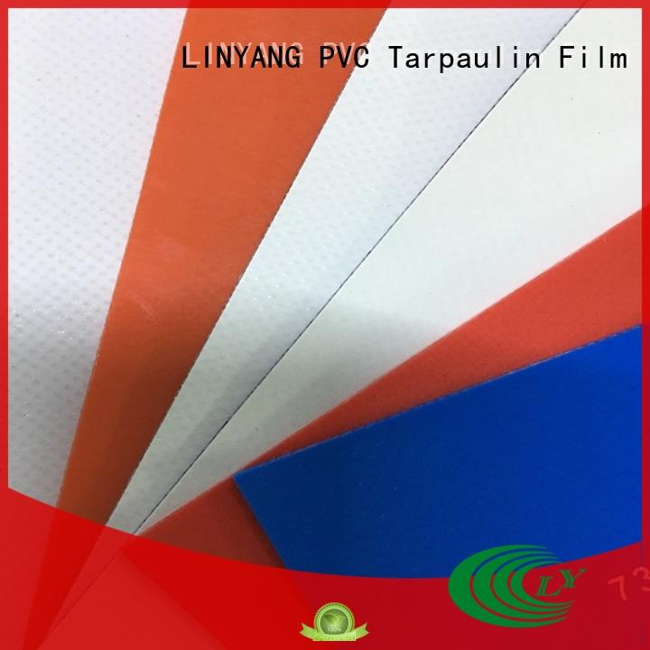 LINYANG waterproof waterproof tarpaulin design for tent tarps