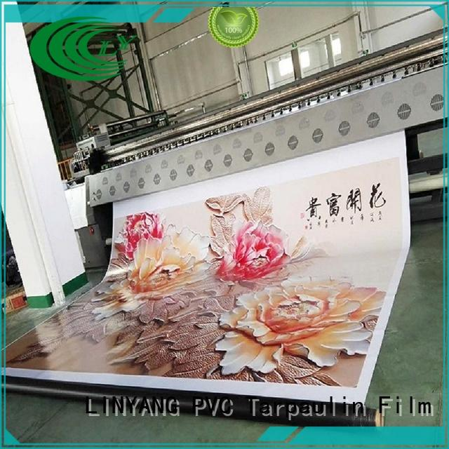 new pvc banner manufacturer for outdoor