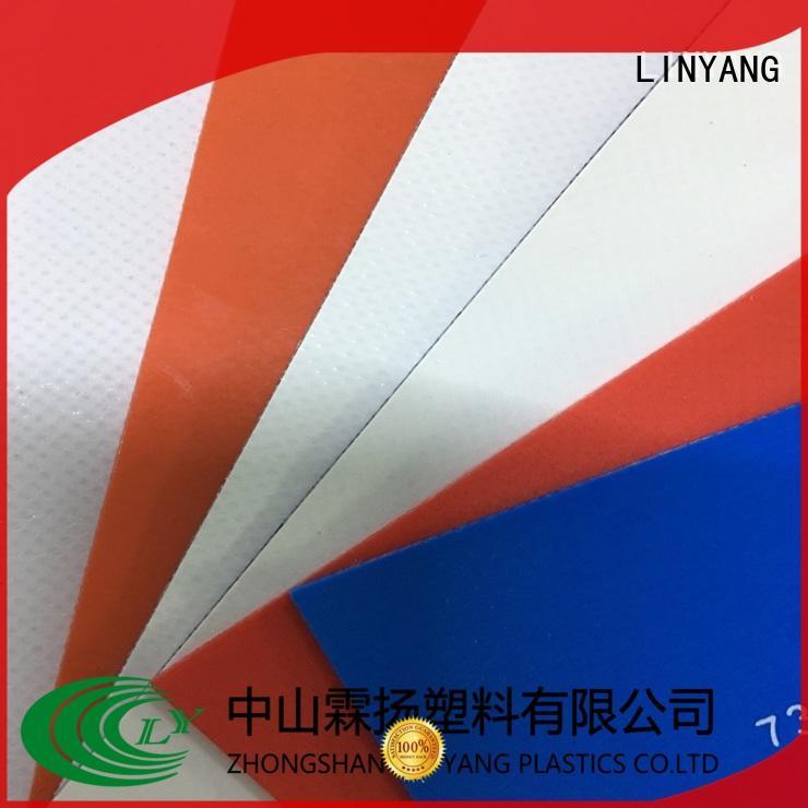 LINYANG best heavy duty tarpaulin design for tent tarps