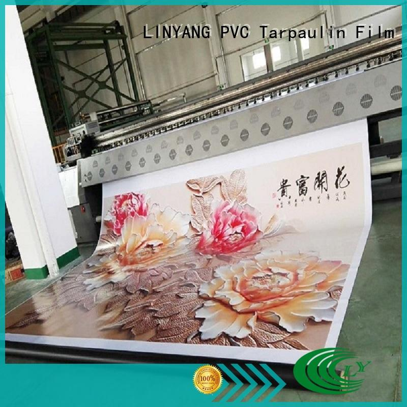LINYANG high quality custom banners manufacturer for outdoor