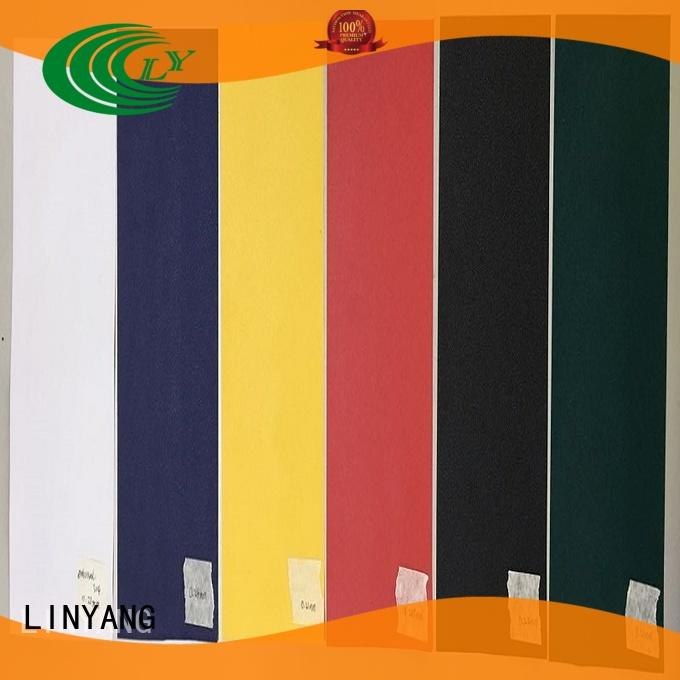 LINYANG Stationery PVC Film one-stop services for wholesale
