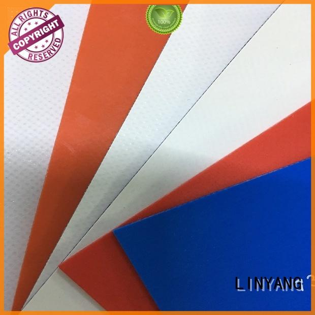 LINYANG waterproof heavy duty tarpaulin factory price for agriculture tarps
